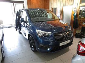 Opel Combo Life 1.2 Turbo Start/Stop Edition, L1H1, Cool & Sound, Park & Go, Navi, Klima