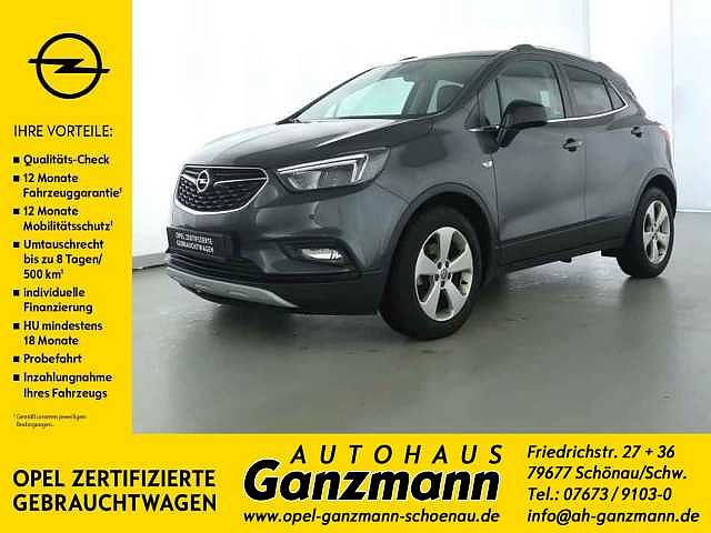 Opel Mokka X 1.4 (ecoFLEX) ECOTEC Start/Stop Color Innovation, Navi, AGR, PDC, Kamera