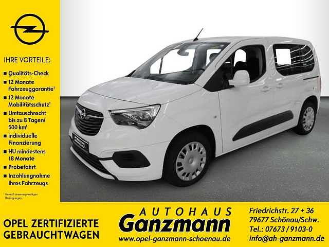 Opel Combo Life E 1.5 D Start/Stop Edition, L1H1, PDC, Grip & Go, Klima